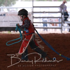 Nebo Rodeo 2019 - AP - Mini Bulls - Sect 2