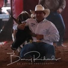 Nebo Rodeo 2019 - AP - Steer Wrestling - Sect 1