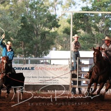 Nebo Rodeo 2019 - AP Team Roping - Sect 1