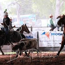 Nebo Rodeo 2019 - Junior Team Roping - Slack 2