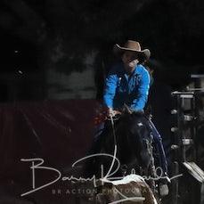 Moranbah Rodeo 2019 - Breakaway Roping - Sect 1