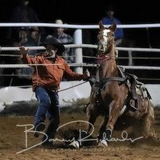Moranbah Rodeo 2019 - Rope & Tie - Sect 1