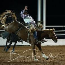 Moranbah Rodeo 2019 - Open Bareback - Sect 1