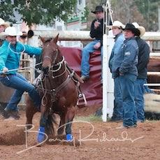 Moranbah Rodeo 2019 - Rope & Tie - Slack 1