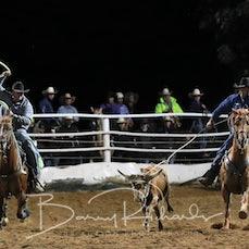 Moranbah Rodeo 2019 - Team Roping - Slack 2