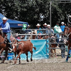 Ballarat Rodeo 2019 - Team Roping - Slack 1