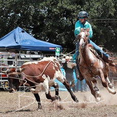 Ballarat Rodeo 2019 - Junior Breakaway Roping - Sect 3