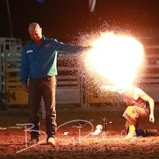 Great Western Rodeo 2019 - Kelpie - Flame Thrower