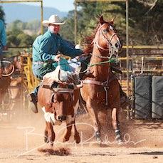 Neerim Rodeo 2019 - Rope & Tie - Sect 1