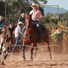 Neerim Rodeo 2019 - Breakaway Roping - Sect 1