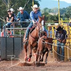 Neerim Rodeo 2019 - Breakaway Roping - Sect 2