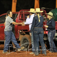 Cloncurry Rodeo 2019 - Sat Performance - $50,000 Raffle
