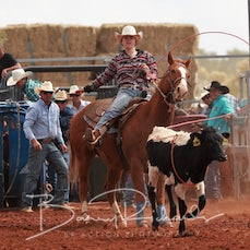 Cloncurry Rodeo 2019 - Sat Performance - Breakaway Roping - Sect 3