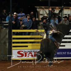 Mt Isa Rodeo 2019 - Friday Highlights