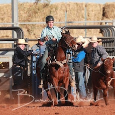 Merry Muster Junior Rodeo - 2019 - Jnr Breakaway Roping - Sect 1