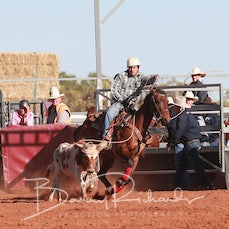 Merry Muster Junior Rodeo 2019 - Jnr Team Roping - Sect 1