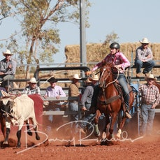 Merry Muster Junior Rodeo 2019 - Jnr Team Roping - Sect 2
