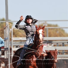 Merry Muster Junior Rodeo 2019 - Jnr Breakaway Roping - Sect 3