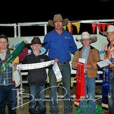 Springsure Rodeo 2019 - Poddy Calf Ride Presentation