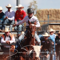 Cloncurry Rodeo 2019 - Sat Performance - Junior BAR  - Sect 1