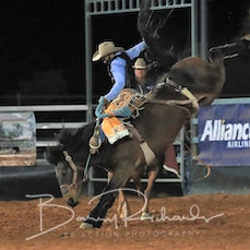 Cloncurry Rodeo 2019 - Sat Evening Performance - Ken Coleman Chute Out