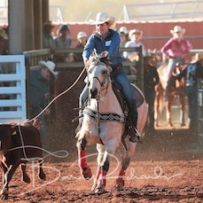 Mt Isa Rodeo 2019 - Thursday - Breakaway Roping - Sect 1
