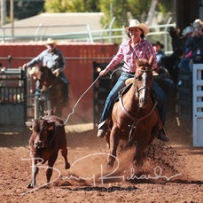 Mt Isa Rodeo 2019 - Thursday - Breakaway Roping - Sect 2