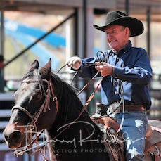 Mt Isa Rodeo 2019 - Fri Morning - Team Roping - Sect 3