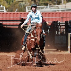 Mt Isa Rodeo 2019 - Fri Afternoon - Jnr BAR - Sect 2