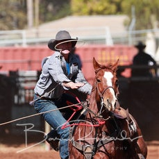 Mt Isa Rodeo 2019 - Fri Morning - Rope & Tie - Rd 2 - Sect 1