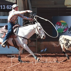 Mt Isa Rodeo 2019 - Sat Morning - Jnr Breakaway Roping Final & Presentation