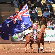 Mt Isa Rodeo 2019 - Sat Afternoon - Grand Entry & Introduction of Guests
