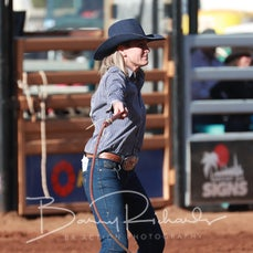 Mt Isa Rodeo 2019 - Sat Afternoon - Social Cowgirl & Whipcracking