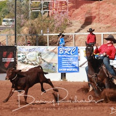 Mt Isa Rodeo 2019 - Sat Afternoon - Breakaway Roping - Sect 5