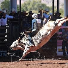 Mt Isa Rodeo 2019 - Sun - Open Bull Ride Final