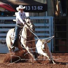 Mt Isa Rodeo 2019 - Sunday Morning - Breakaway Roping - Sect 1