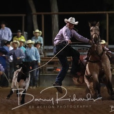 NQ Elite Rodeo 2019 - Fri Evening - Rope & Tie - Sect 1