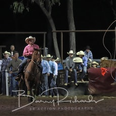 NQ Elite Rodeo 2019 - Fri Evening - Breakaway Roping - Sect 2