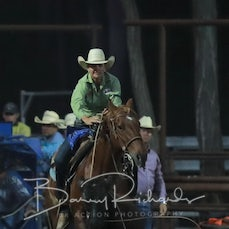 NQ Elite Rodeo 2019 - Fri Evening - Breakaway Roping - Sect 1