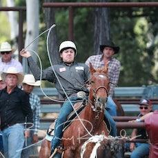NQ Elite Rodeo 2019 - Jnr Breakaway Roping - Sect 1