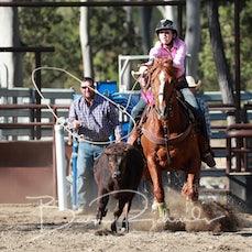 NQ Elite Rodeo 2019 - Jnr Breakaway Roping - Sect 3