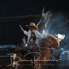 NQ Elite Rodeo 2019 - Sat Performance - Open Saddle Bronc - Sect 2