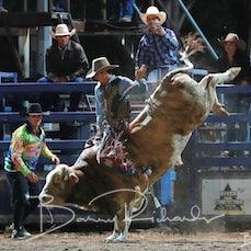 NQ Elite Rodeo 2019 - Bull Ride