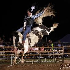 Gargett Rodeo 2019 - 2nd Div Bareback - Sect 1