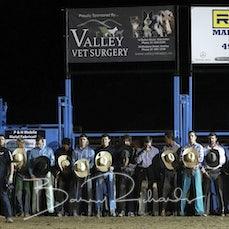 Gargett Rodeo 2019 - Grand Entry