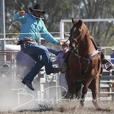 Springsure Rodeo 2019 - Rope & Tie - Slack 1
