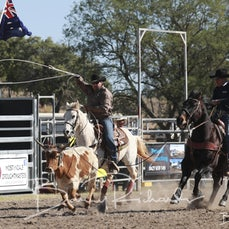Springsure Rodeo 2019 - Team Roping - Slack 1