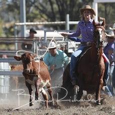 Springsure Rodeo 2019 - Breakaway Roping - Slack 1