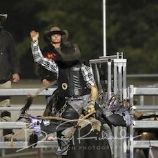 Springsure Rodeo 2019 - Open Bull Ride - Sect 2
