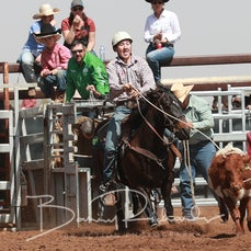 Comet Rodeo 2019 - Junior Team Roping - Slack 2